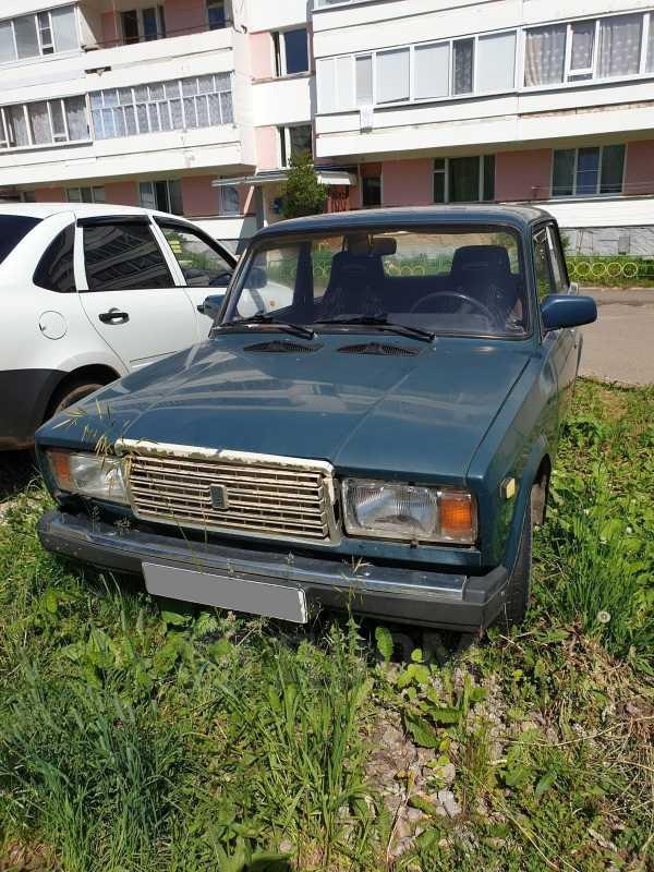 Лада 2107, 2002 год, 35 000 руб.