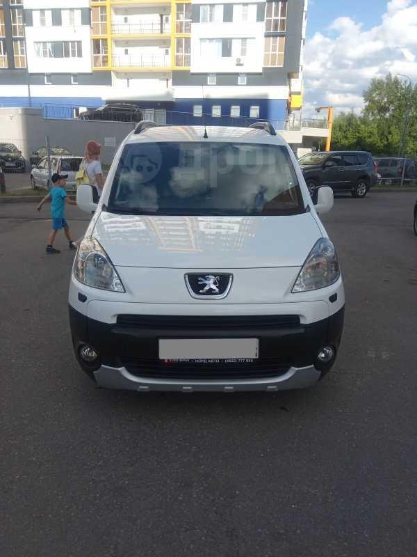 Peugeot Partner Tepee, 2010 год, 475 000 руб.