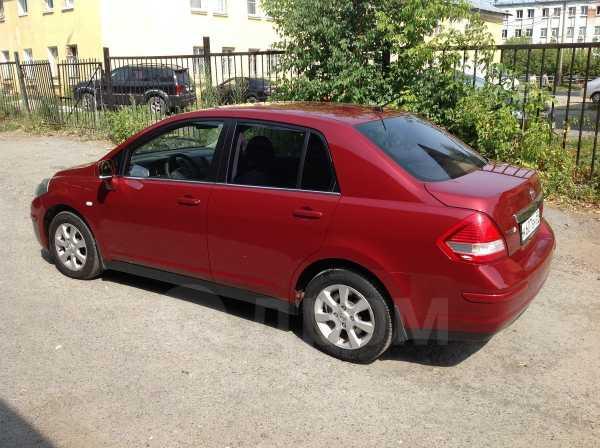 Nissan Tiida, 2007 год, 450 000 руб.