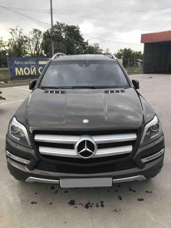 Mercedes-Benz GL-Class, 2013 год, 1 600 000 руб.