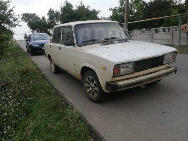 Лада 2105, 1987 год, 13 000 руб.