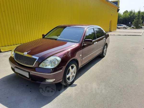 Toyota Brevis, 2002 год, 520 000 руб.
