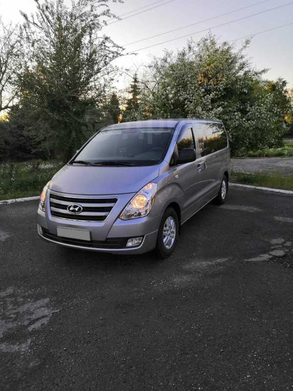 Hyundai Grand Starex, 2017 год, 1 850 000 руб.