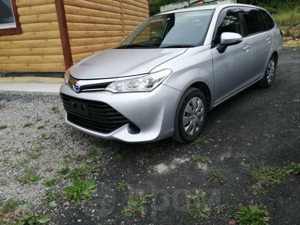 Toyota Corolla Fielder, 2016 год, 750 000 руб.
