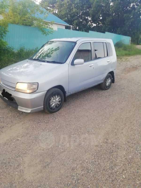 Nissan Cube, 2001 год, 95 000 руб.