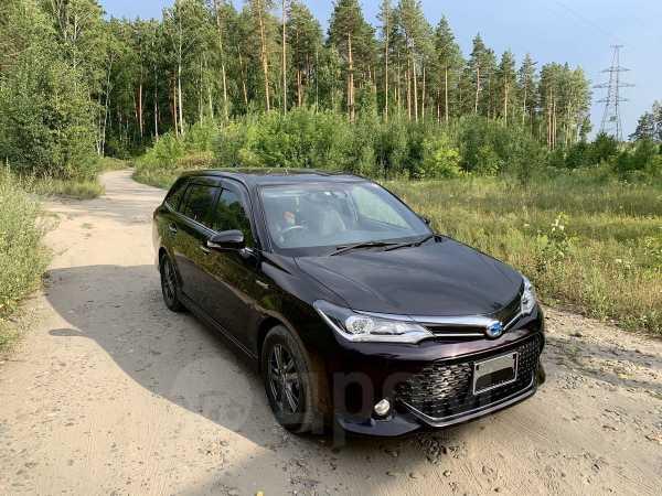 Toyota Corolla Fielder, 2015 год, 950 000 руб.