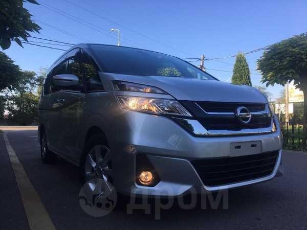 Nissan Serena, 2017 год, 1 350 000 руб.