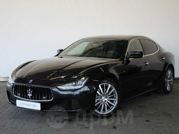 Maserati Ghibli, 2014 год, 1 850 000 руб.