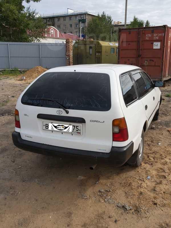 Toyota Corolla, 2000 год, 240 000 руб.