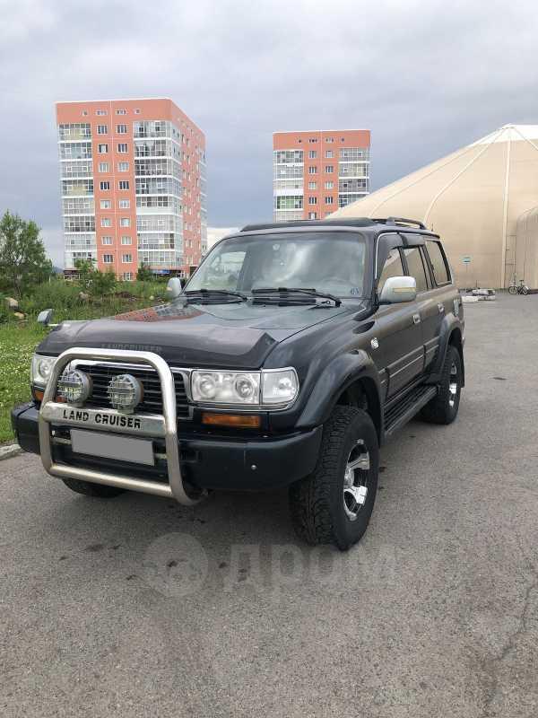Lexus LX450, 1996 год, 720 000 руб.