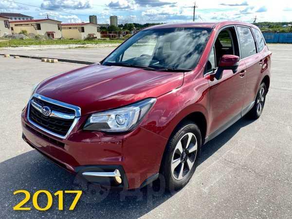 Subaru Forester, 2017 год, 1 400 000 руб.