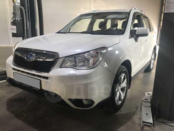 Subaru Forester, 2015 год, 1 349 000 руб.