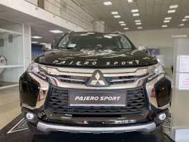 Улан-Удэ Pajero Sport 2019