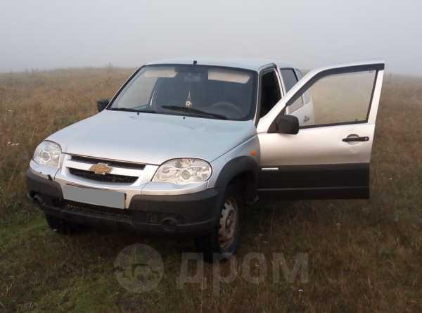 Chevrolet Niva, 2009 год, 210 000 руб.