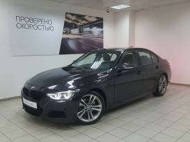Красноярск BMW 3-Series 2016
