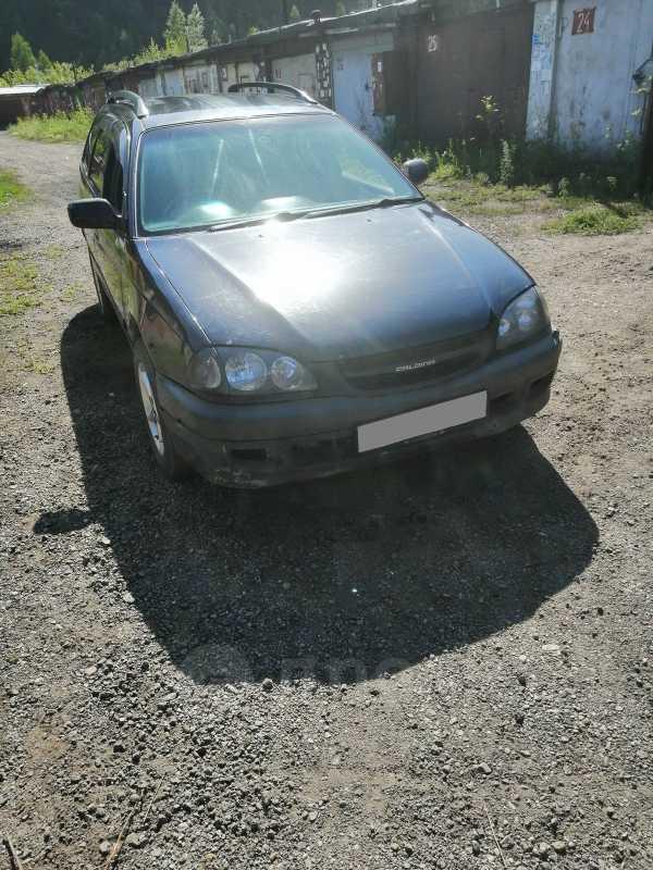 Toyota Caldina, 1999 год, 119 000 руб.