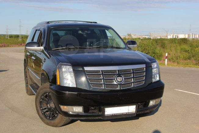 Cadillac Escalade, 2007 год, 840 000 руб.