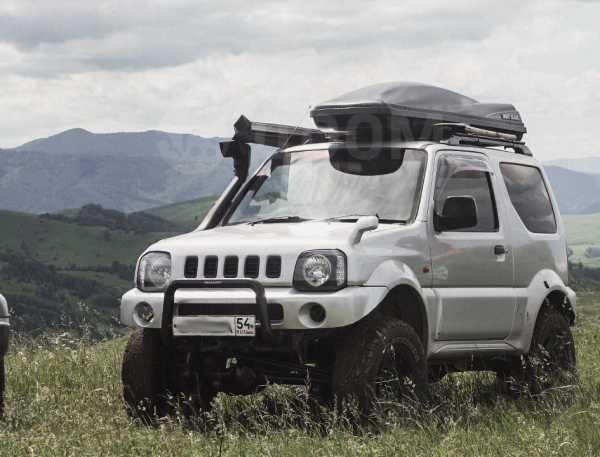 Suzuki Jimny Wide, 2000 год, 445 000 руб.