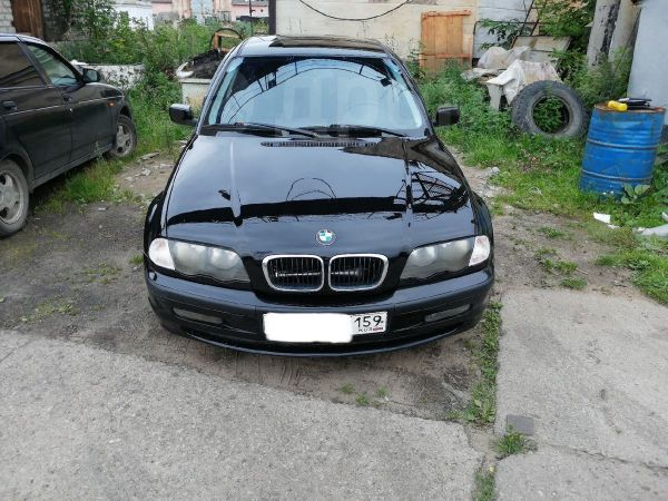 BMW 3-Series, 1999 год, 290 000 руб.