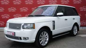 Астрахань Range Rover 2010