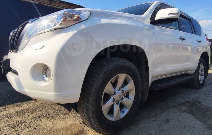 Toyota Land Cruiser Prado, 2017 год, 2 300 000 руб.