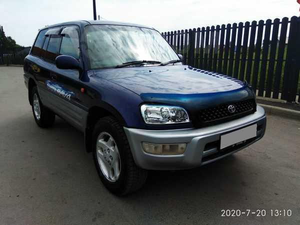 Toyota RAV4, 1997 год, 250 000 руб.