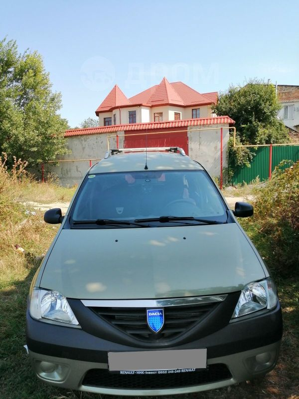 Dacia Logan, 2008 год, 700 000 руб.