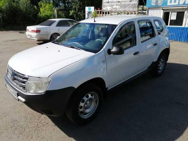 Renault Duster, 2014 год, 570 000 руб.