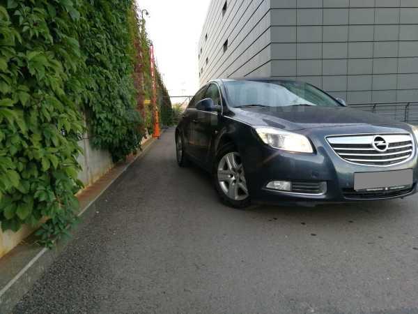 Opel Insignia, 2011 год, 599 000 руб.