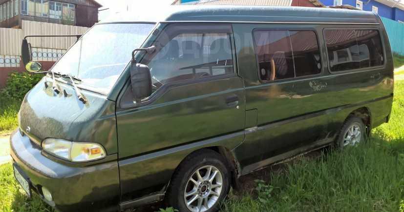 Hyundai Grace, 1998 год, 60 000 руб.