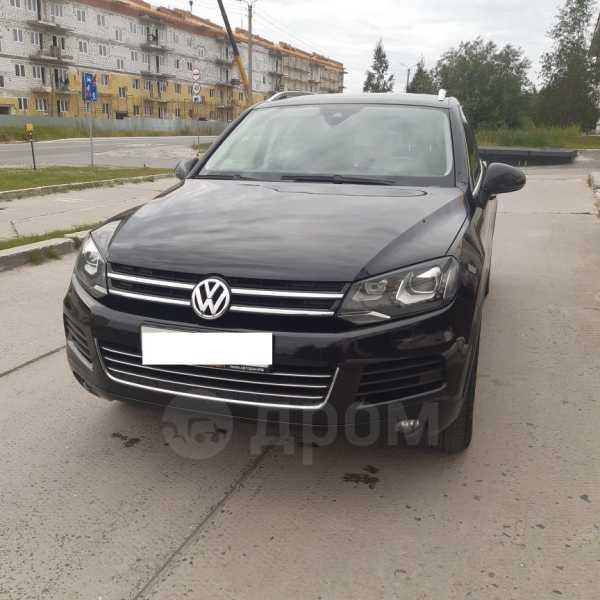 Volkswagen Touareg, 2014 год, 1 750 000 руб.