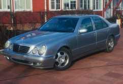 Москва E-Class 2001