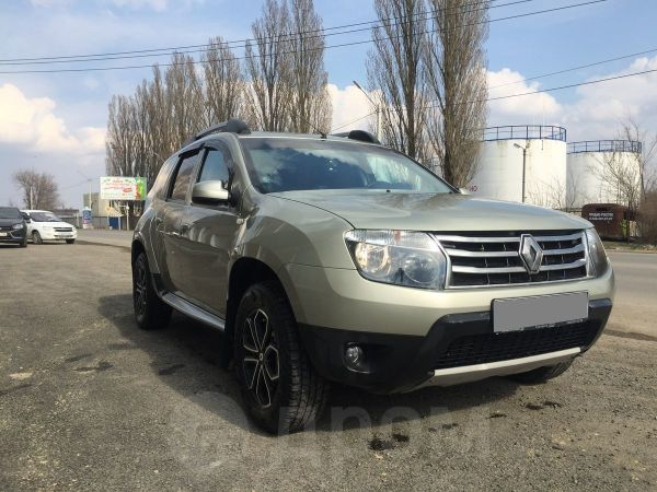 Renault Duster, 2014 год, 660 000 руб.