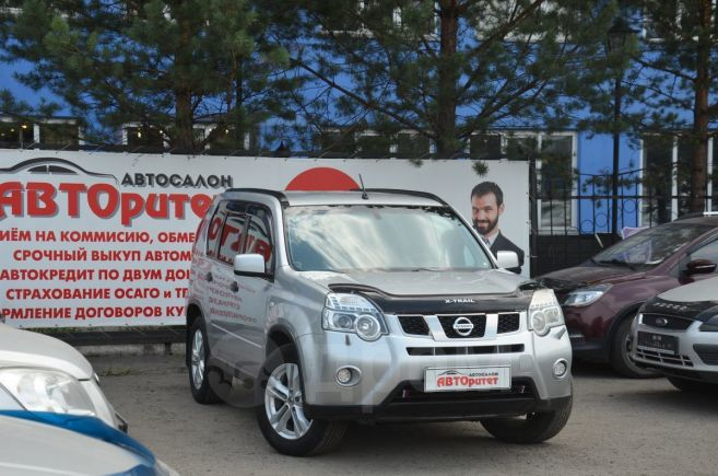 Nissan X-Trail, 2011 год, 795 000 руб.
