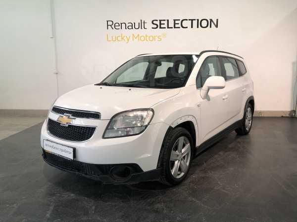 Chevrolet Orlando, 2012 год, 595 000 руб.