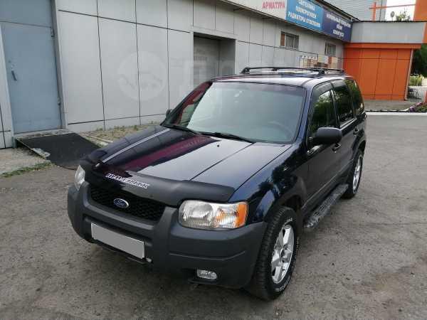 Ford Escape, 2003 год, 280 000 руб.