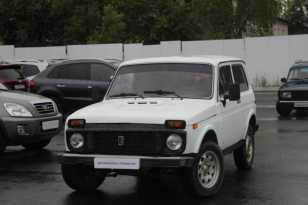 Пермь 4x4 2121 Нива 2003