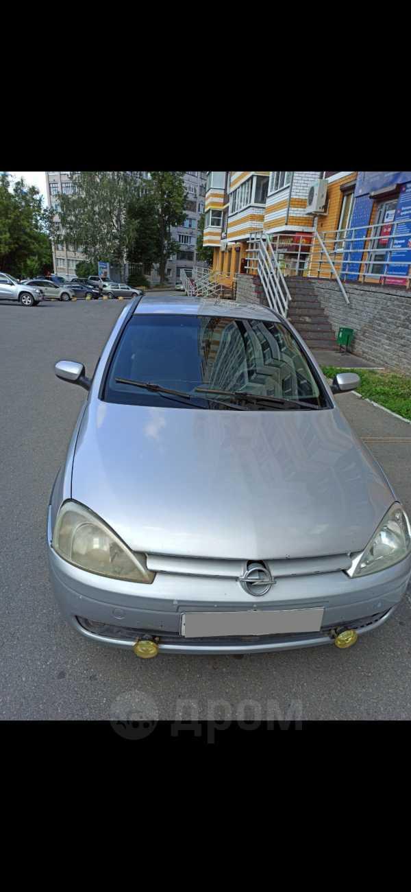 Opel Corsa, 2004 год, 95 000 руб.