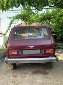 Каневская 4x4 2121 Нива 1986