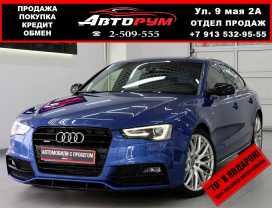 Красноярск Audi A5 2016