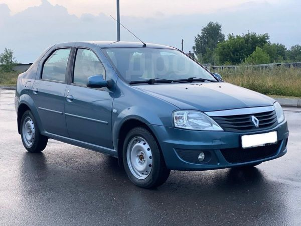 Renault Logan, 2010 год, 340 000 руб.