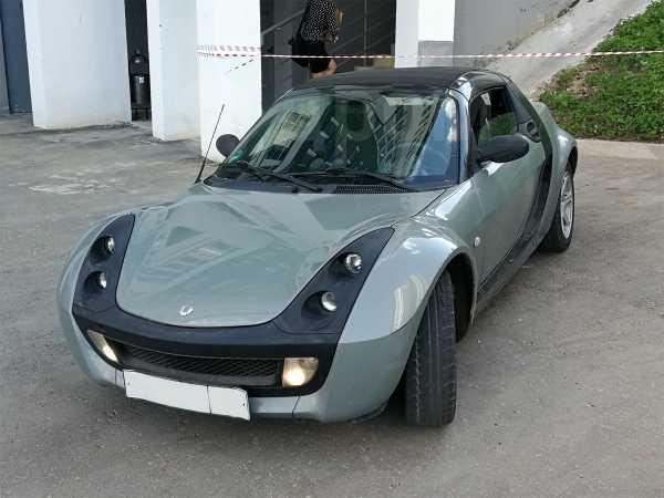 Smart Roadster, 2009 год, 359 000 руб.