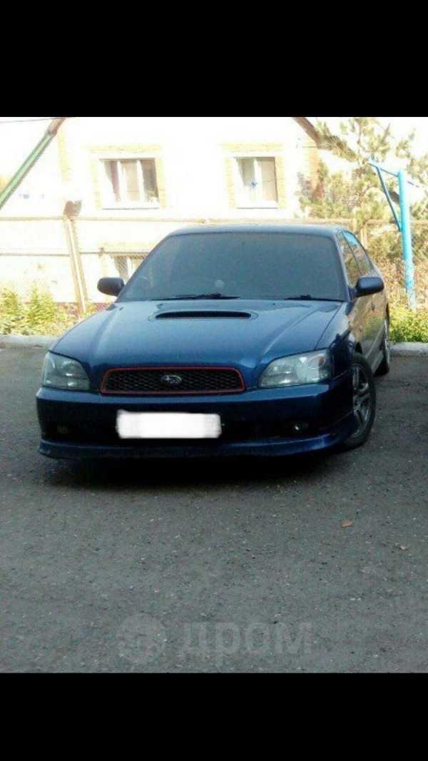 Subaru Legacy B4, 2000 год, 365 000 руб.