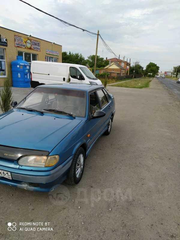 Лада 2115 Самара, 1998 год, 45 000 руб.