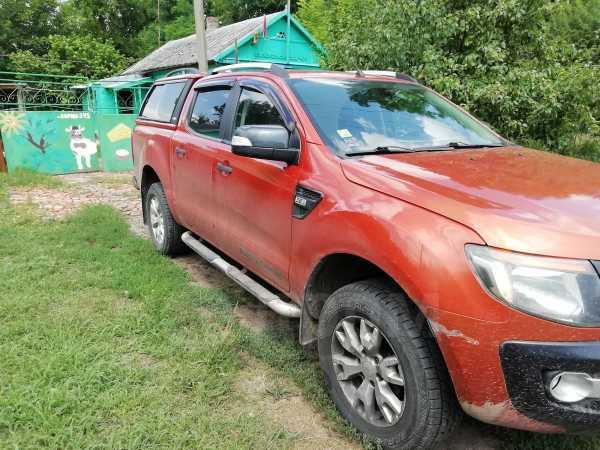 Ford Ranger, 2013 год, 1 090 000 руб.