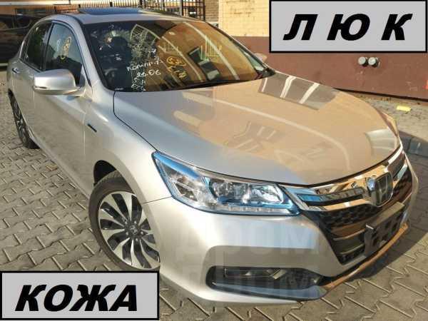 Honda Accord, 2014 год, 1 345 000 руб.