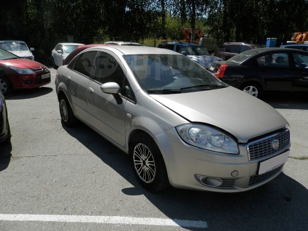 Fiat Linea, 2010 год, 297 000 руб.