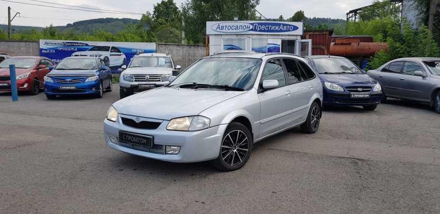 Mazda Familia, 2000 год, 159 000 руб.