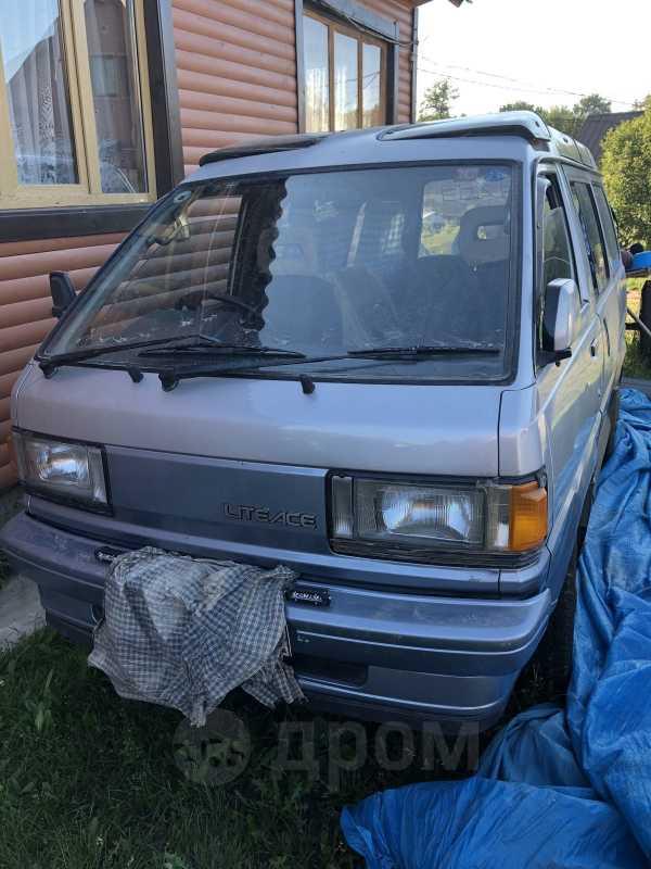 Toyota Lite Ace, 1987 год, 130 000 руб.