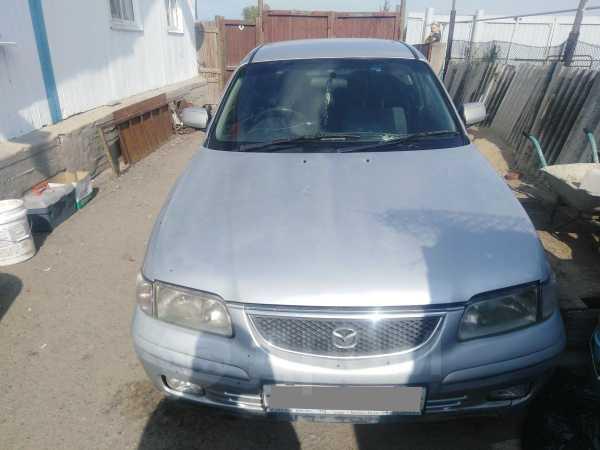 Mazda Capella, 1997 год, 60 000 руб.
